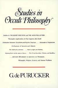 Studies in Occult Philosophy